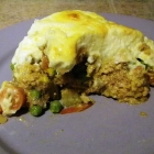 SCD Recipe: Shepherd's Pie with Whipped Cauliflower Topping