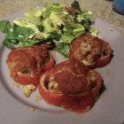 SCD Recipe: Italian Stuffed Pepper Rings