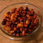 SCD Recipe: Sweet & Salty Slow Cooker Nuts