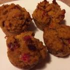 SCD Recipe: Butternut Squash Cranberry Muffins