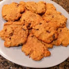 SCD Recipe: Coconut Raisin Breakfast Cookies