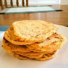 SCD Recipe: Red Lentil Tortillas