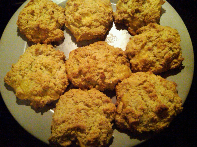 SCD Recipe: Cheddar Biscuits - SCD For Life