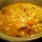 SCD Recipe: Easy Navy Bean Soup