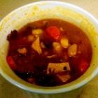 SCD Recipe: Chicken Bean Soup