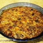SCD Recipe: Date Nut Torte