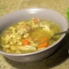 SCD Recipe: Turkey (or chicken) Broth