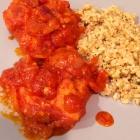 SCD Recipe: Hamburger Patties in Sauce