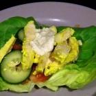 SCD Recipe: Chicken Shawarma Lettuce Wraps