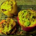 SCD Recipe: Bacon Cheeseburger Stuffed Peppers