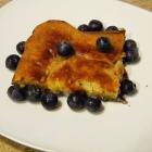 SCD Recipe: Blueberry Buckle