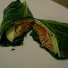 SCD Recipe: Collard Wraps