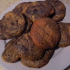 SCD Recipe: Cherry Peanut Butter Marble Cookies
