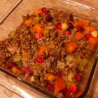 Hearty Paleo and SCD Stuffing