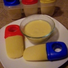 SCD Recipe: Lime Pudding and Pudding Pops