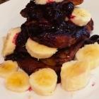 SCD Recipe: Vanilla Blueberry Pancakes