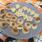 SCD Recipe: White Chocolate and Pumpkin Butter Cups