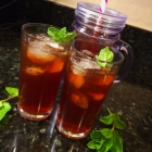 SCD Recipe: Intant Pot Honey Mint Tea