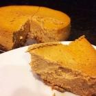SCD Recipe: Pumpkin Cheesecake