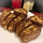 SCD Recipe: Cocoa Butter Fudge Rolls