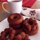 SCD Recipe: Zucchini-Cocoa-Butter Donuts